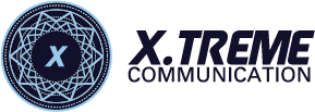 X.Treme Communication Logo