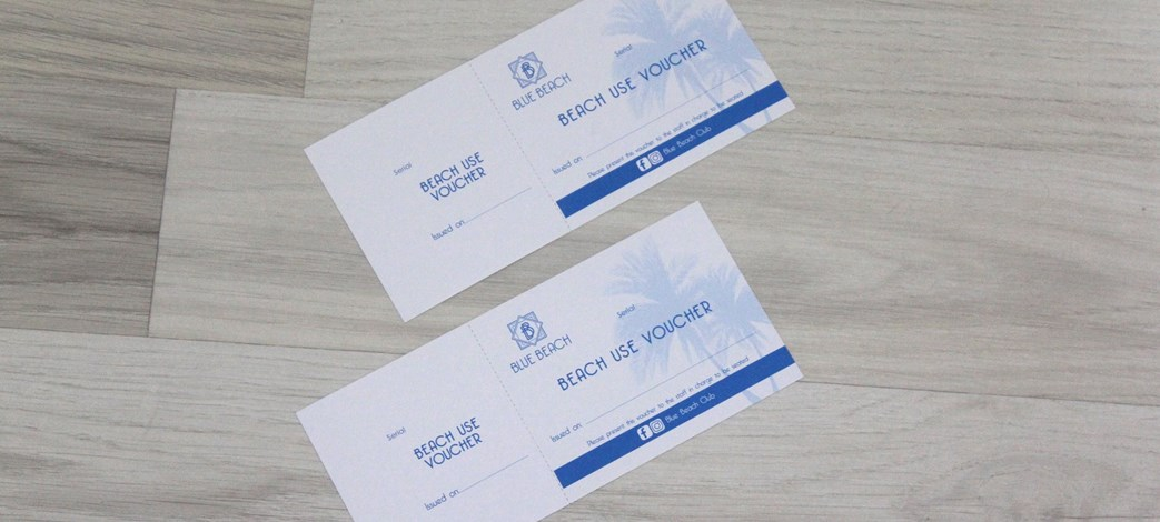 Blue Beach Club Hurghada - Vouchers