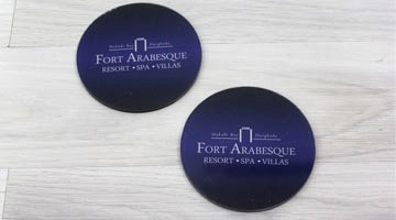 Fort Arabesque - Coasters